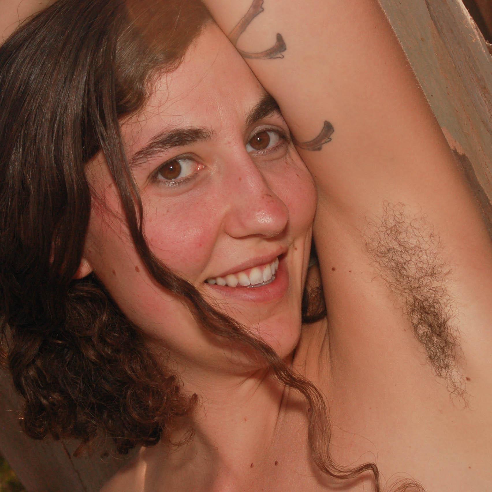 Armpits atk hairy
